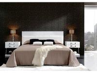 Amboan: Event Collection: кровать 200х200  (белый)