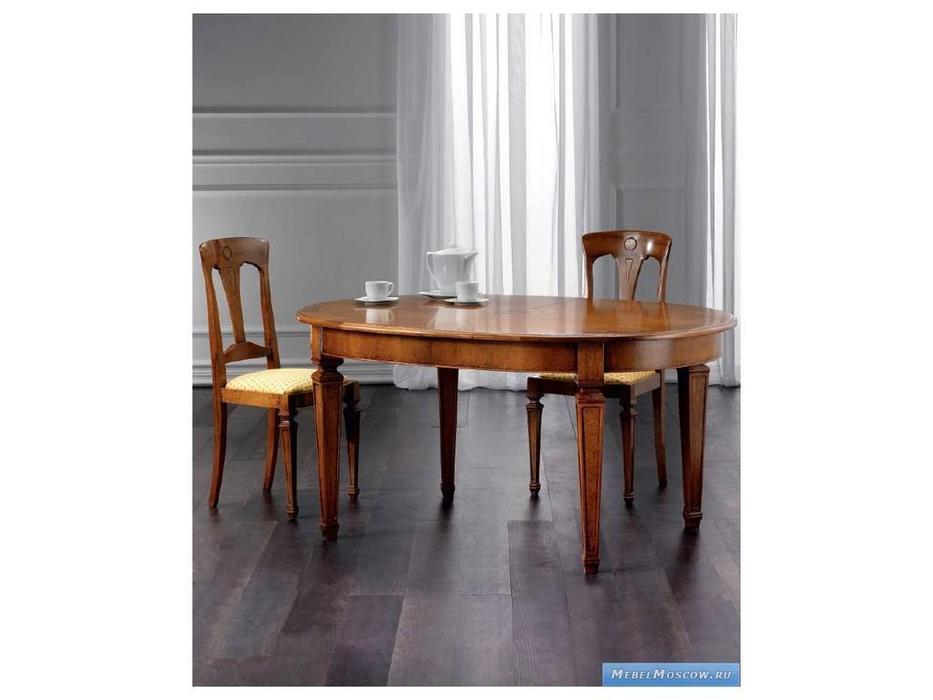 Rudiana Interiors: Accademia: стол обеденный раскладной  (орех)