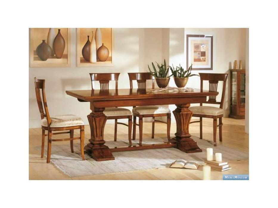 V. Villanova: Infinity: стол обеденный раскладной  (Cilegio madeira)