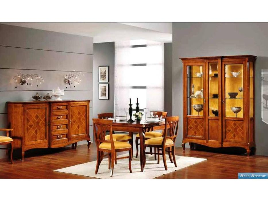 V. Villanova: гостиная комната (ciliegio madeira)