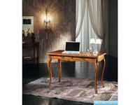 V. Villanova: Infinity: стол письменный  (cilegio madeira)