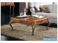 V. Villanova: Infinity: стол журнальный  в стиле бароко (ciliegio madeira)