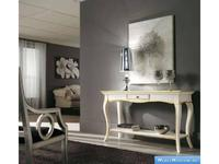 V. Villanova: Infinity: консоль  (bicolore(bianco+oro)