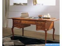 V. Villanova: Infinity: стол письменный  (ciliegio madeira)
