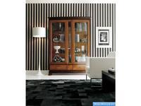 V. Villanova: Riva Рива: витрина 2-х дверная  (Bicolore(Moka+cilegio)