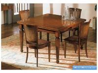 V. Villanova: Infinity: стол обеденный  раскладной (ciliegio madeira)