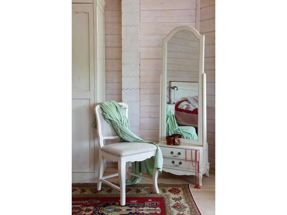 Mobilier de Maison: Belveder: стул  (белая карамель)
