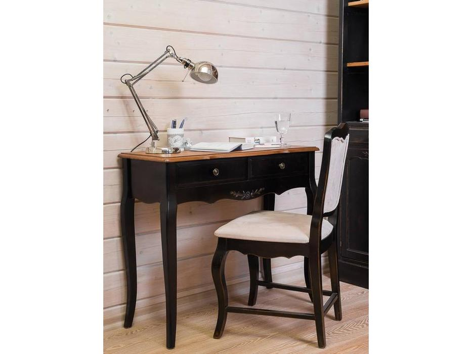 Mobilier de Maison: Belveder: стол письменный  (черный сапфир)