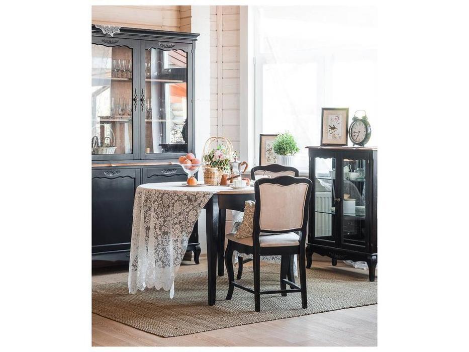 Mobilier de Maison: Ancien Belveder: стол обеденный  (черный сапфир)