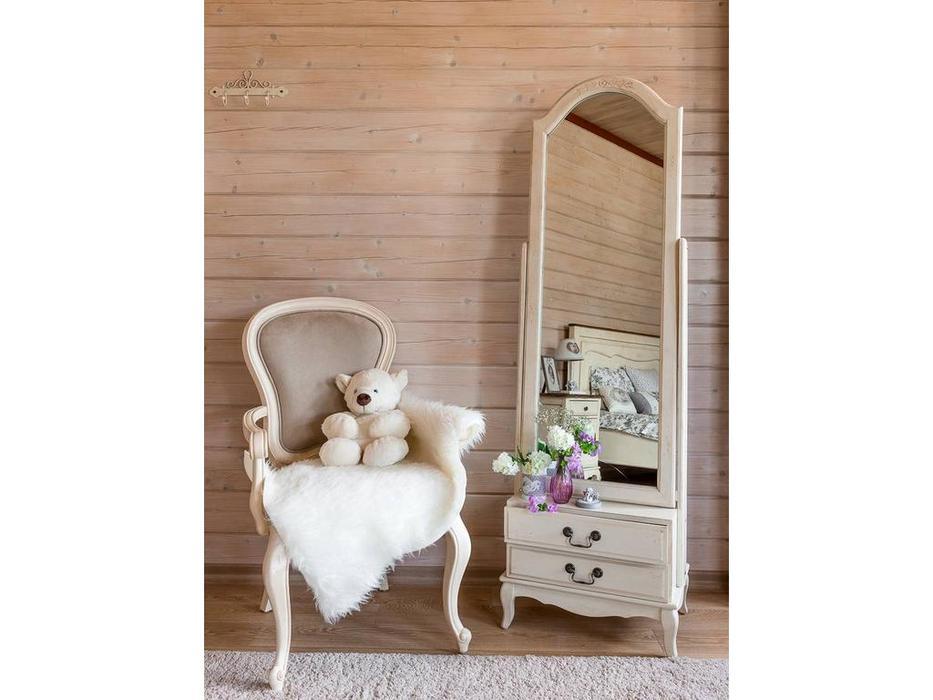 Mobilier de Maison: Belveder: зеркало напольное  (белый)