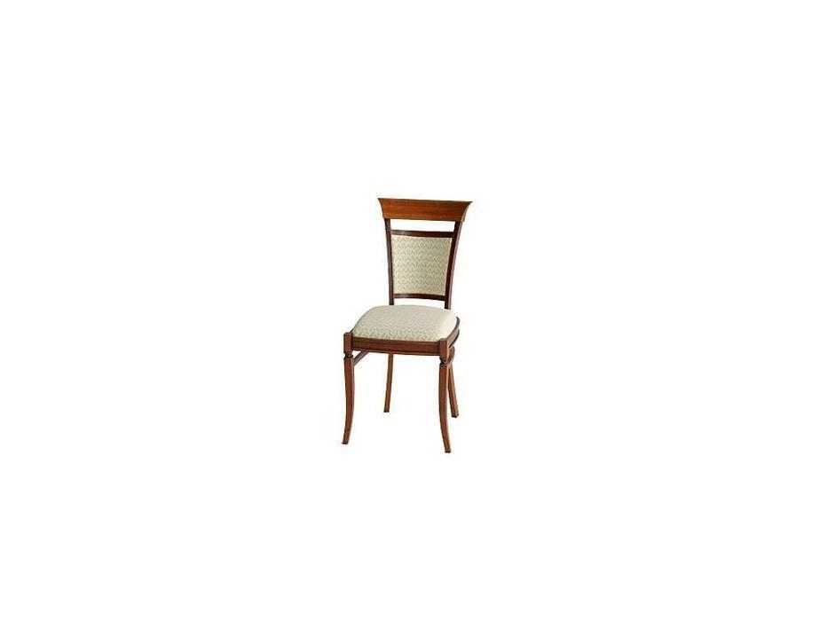 Liberty: Венеция: стул  ткань (вишня, бежевый)