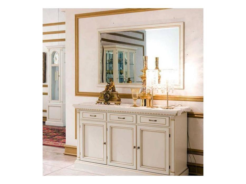 Liberty: Венеция: зеркало  (белый)