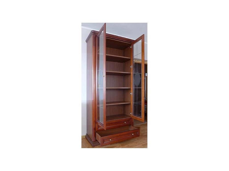 Liberty: Сильвия: шкаф книжный  (орех милано)