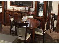 Liberty: Венеция: стол обеденный  круглый раскладной 101/136 (вишня)