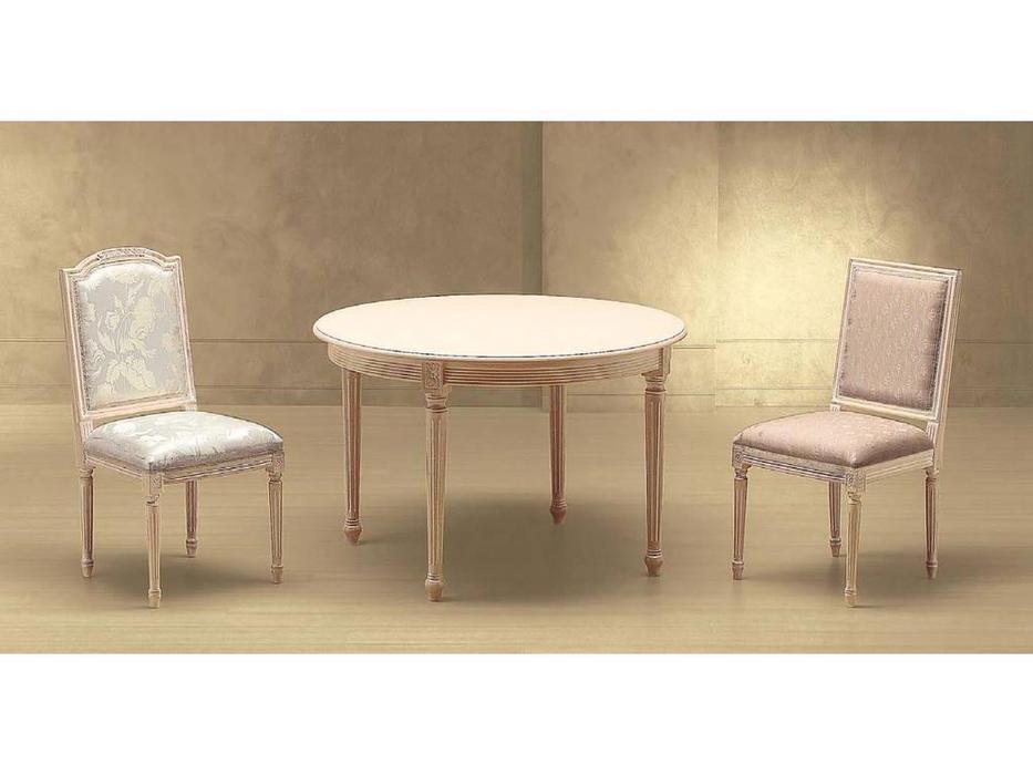 Morello Gianpaolo: Luigi XVI: стол обеденный  раскладной (pine)