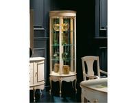 Solomando: витрина 1 дверная  правая (marfil oro)