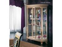 Solomando: витрина 2-х дверная  (marfil oro)