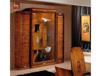 5226544 витрина 4-х дверная Solomando: Volga
