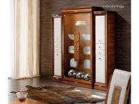 5226552 витрина 4-х дверная Solomando: Volga