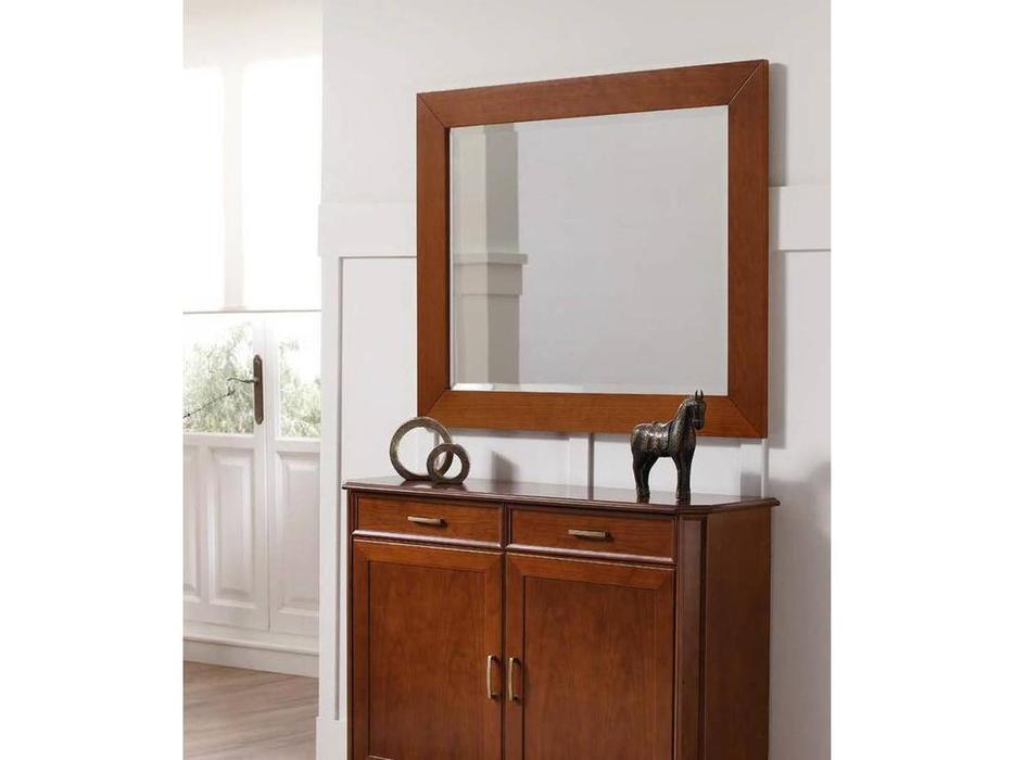 Panamar: зеркало настенное  (орех)