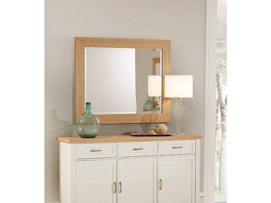 Panamar: зеркало настенное  (дуб)