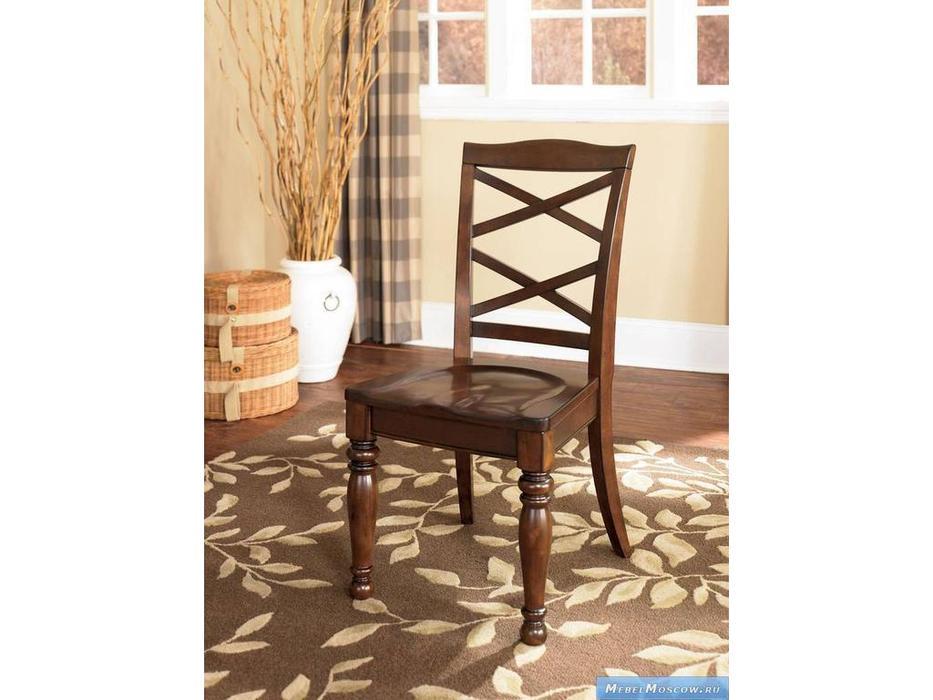 Ashley: Porter: стул  (коричневый)
