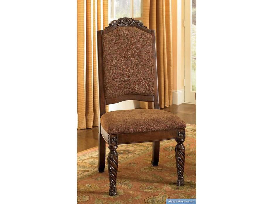 Ashley: North Shore: стул  (коричневый)