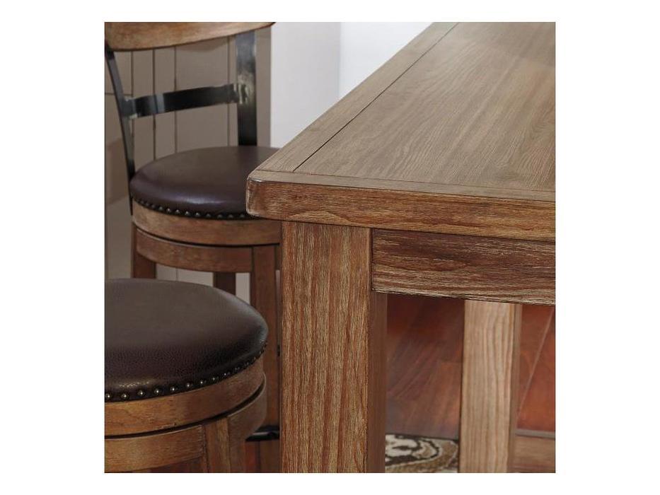 Ashley: Pinnadel: стол барный  (орех)