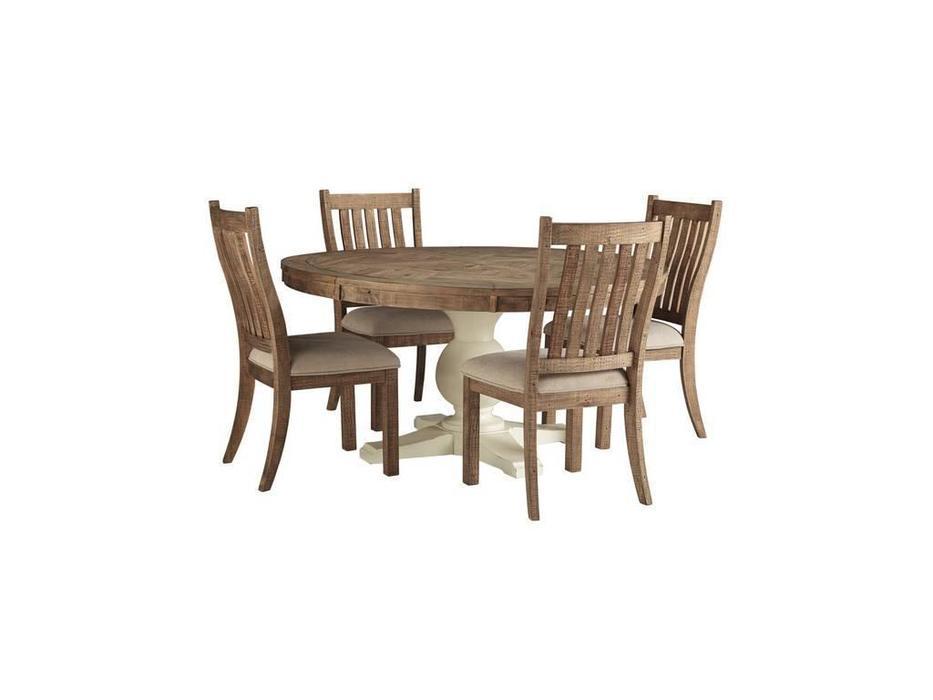 Ashley: Grindleburg: стол обеденный  (белый)