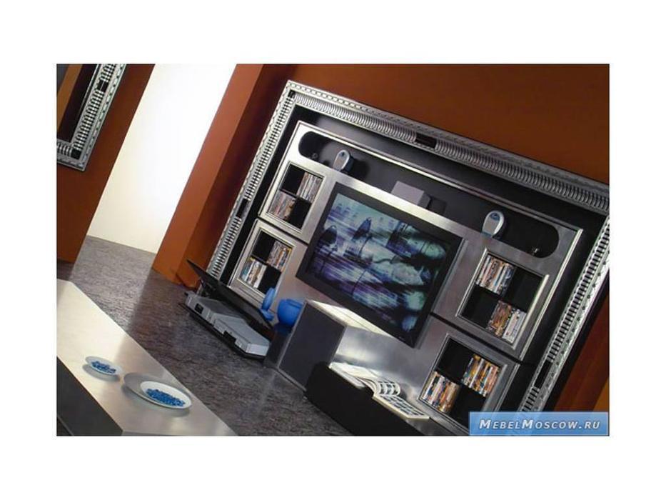 Vismara Desing: Baroque: панель для TV 333х40х210 (oro foglia)