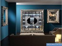 Vismara Desing: Baroque: панель-бар 222х51х224 (oro-argento foglia)