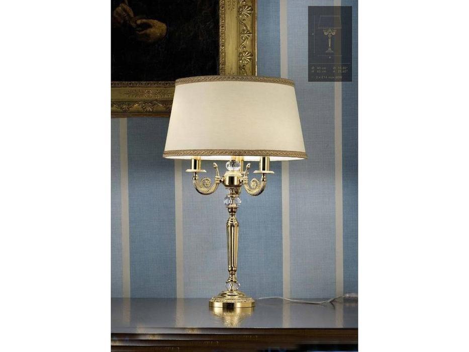 Masiero: Ottocento: лампа настольная