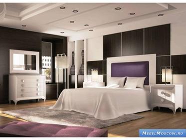 Мебель для спальни фабрики Mobax на заказ