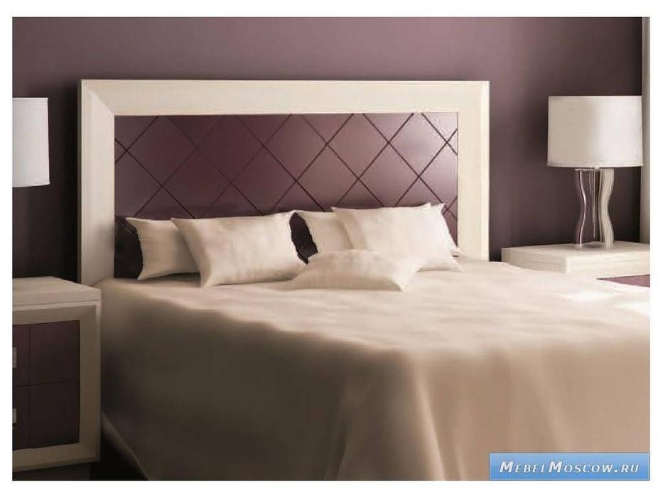 Mobax: изголовье кровати S-150  (lacados B, белый)