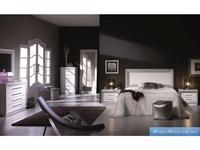 Mobax: спальная комната (lacados B, белый)