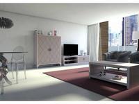 Mobax: Ilusion Home: стенка в гостиную  (бежевый)