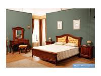 Simex: Regallis: спальная комната (орех, инкрустация)