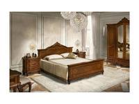 5246761 кровать двуспальная Simex: Клеопатра
