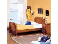 Artemader: Camarote: кровать  (орех)