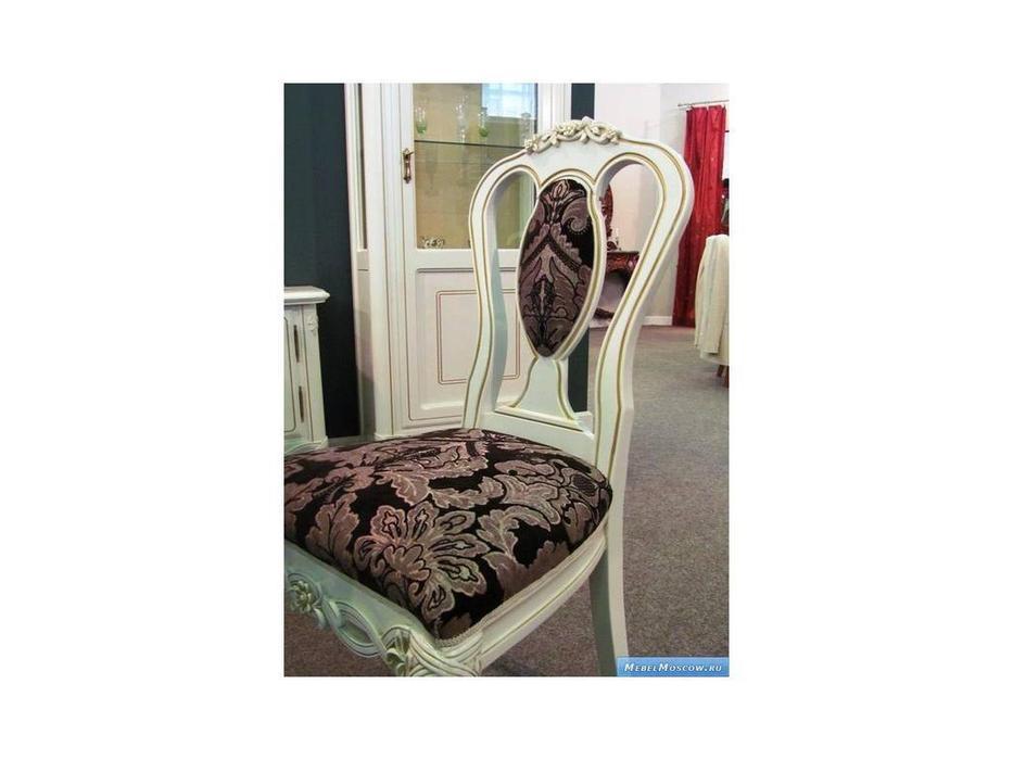Simex: Флора: стул (слоновая кость)