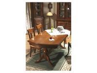 Simex: Венеция: стол обеденный раскладной (орех)