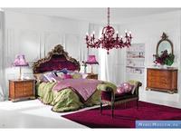 5199114 кровать двуспальная Rampoldi: Infiniti Flair