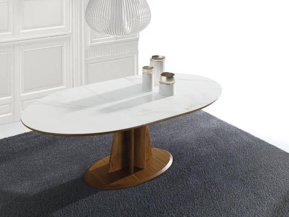 Idealsedia: Alghero 4: стол обеденный раскладной (орех)