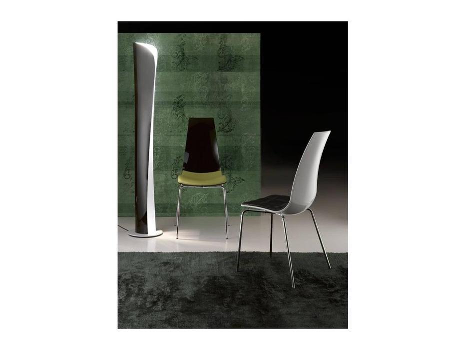 Idealsedia: Jolie A: стул (черный, хром)