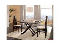 Idealsedia: Roma: стол обеденный раскладной  (венге)