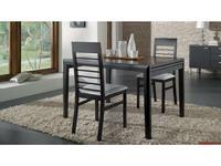 Idealsedia: стул  (венге, бежевый) ткань рогожка