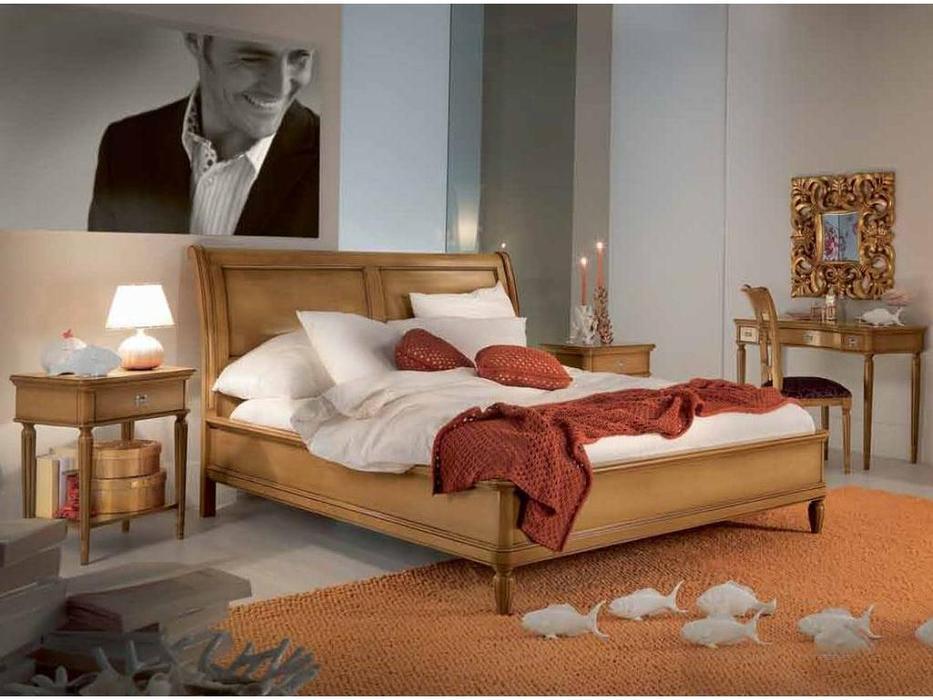 Cavio: Como: кровать 160х200  (miele)