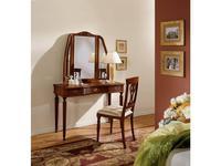 Cavio: Fiesole: зеркало Фиесоле для туалетного столика  (орех фиорентино)