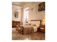 5103975 кровать двуспальная Cavio: Madeira Intarsio