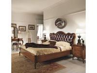 Cavio: Benedetta: кровать 180х200  (черешня)